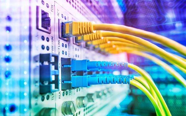 Fiber cabling infrastructure for enterprise