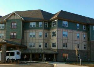 Qypsys Senior Living Facility - Givens Gerber Park